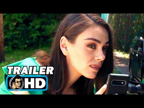 BREAKING NEWS IN YUBA COUNTY Trailer (2021) Mila Kunis Comedy Movie