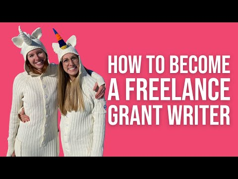 How To Become A Freelance Grant Writer