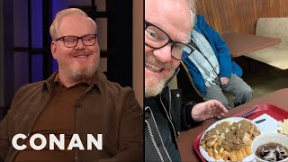Jim Gaffigan Tried Rochester's Infamous
