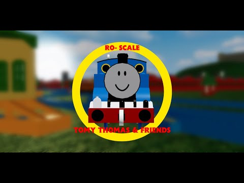 Tomica Thomas Friends Roblox