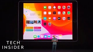 Watch Apple Unveil The New iPad