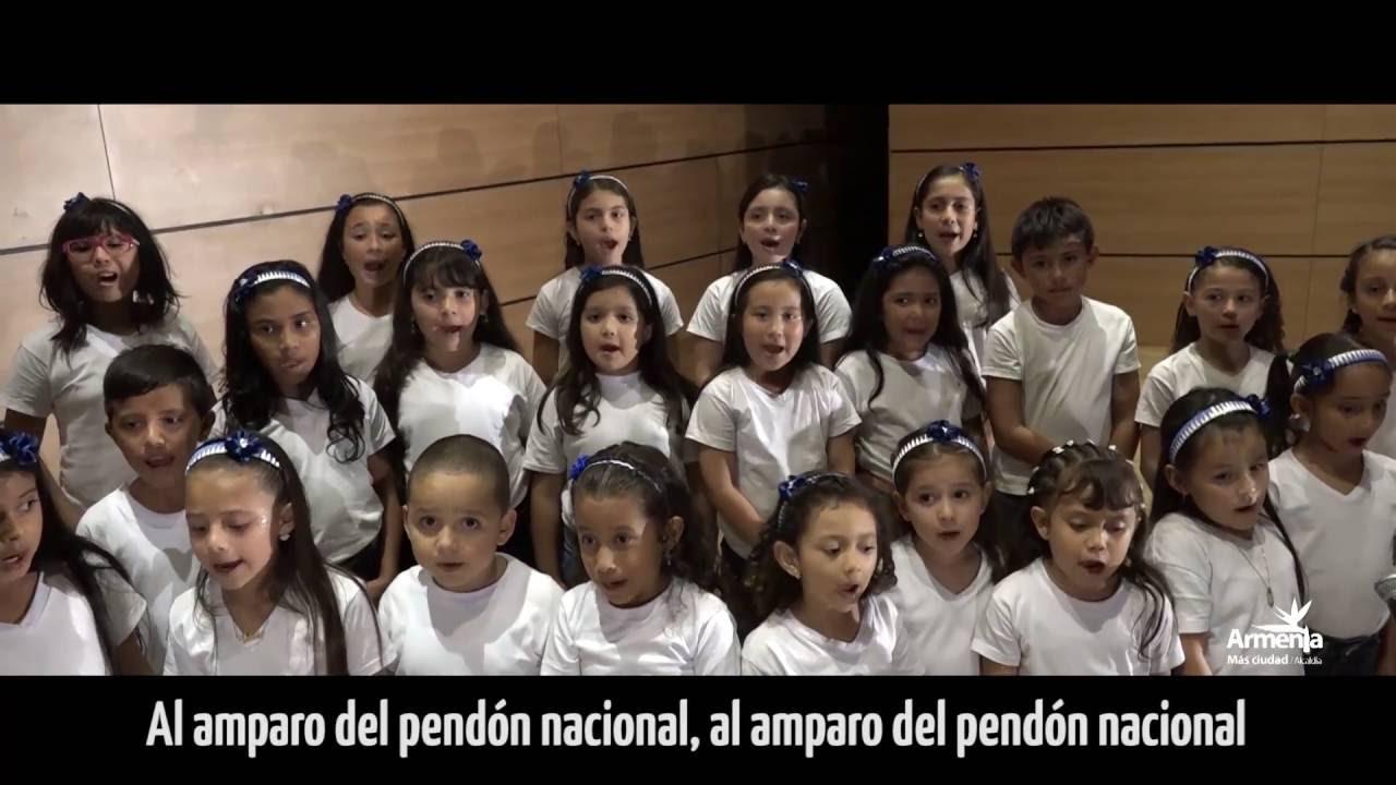 Alcaldía produjo video del himno de Armenia