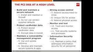 PCI Data Security Standard 3.0, Fully Explained