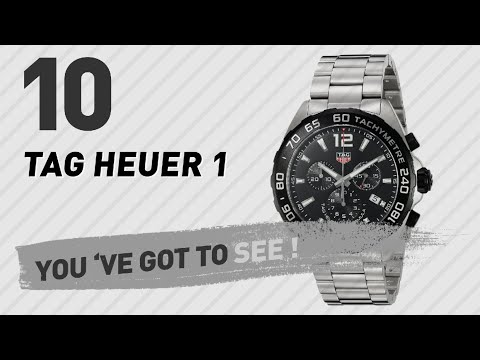 Top 10 TAG Heuer 1 // New & Popular 2017