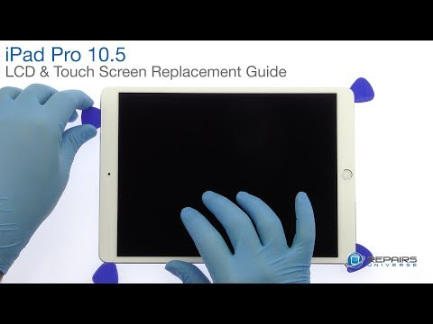 """iPad Pro 10.5"""" LCD & Touch Screen Replacement Guide - RepairsUniverse"""