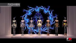 ALEXANDER MCQUEEN at the V&A Museum Savage Beauty Fashion Opening Gala Highlights
