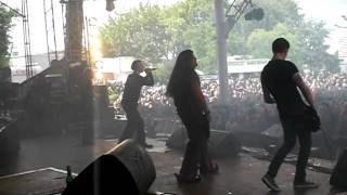 Dreadful Shadows - Desolated Home (live @ Amphi Festival 2011)