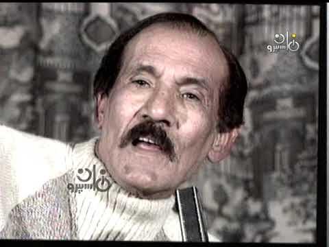 لقاء نادر - حزن حمدي غيث بعد وفاة شقيقه عبد الله غيث