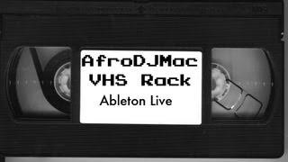 VHS VCR Tape Emulation for Ableton Live Free Download