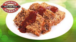 Boston Market home-style Meatloaf | Recipe Hack