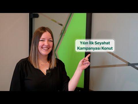Buket Boynueyri – Yılın İlk Seyahat Kampanyası Konut