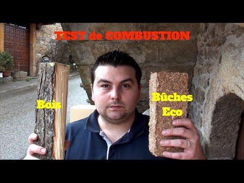 Bois de Chauffage VS Bûches Écologiques