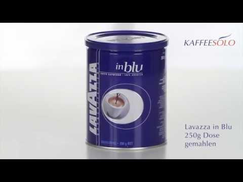 Lavazza in Blu 250g Dose gemahlen