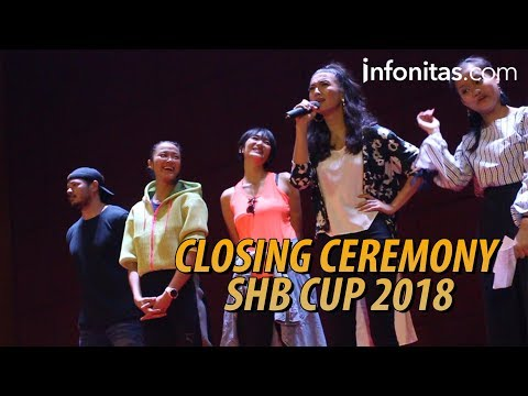 Closing Ceremony SHB CUP 2018