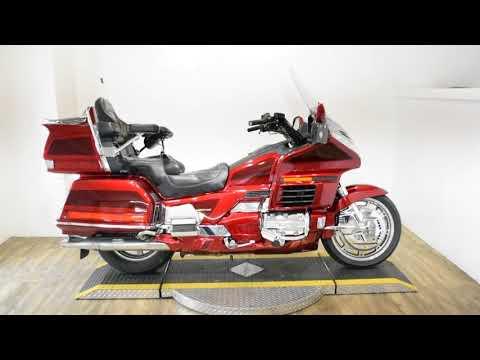 2000 Honda Goldwing 1500 in Wauconda, Illinois