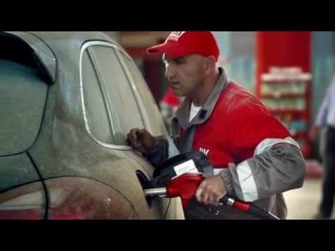 Als stören das Benzin