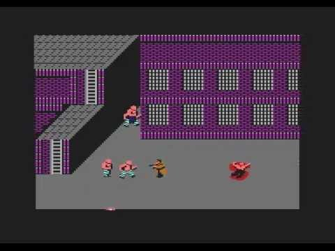 COPS - THE FINAL CHAPTER - preview of the coming C64 game