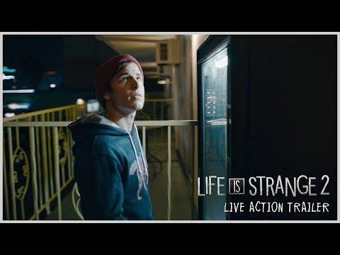 Live Action Trailer de Life is Strange 2