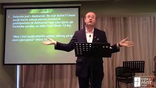 04 Mars 2018 Romakëve 13:8-10 Borxhin që nuk e shlyejmë dot asnjëherë