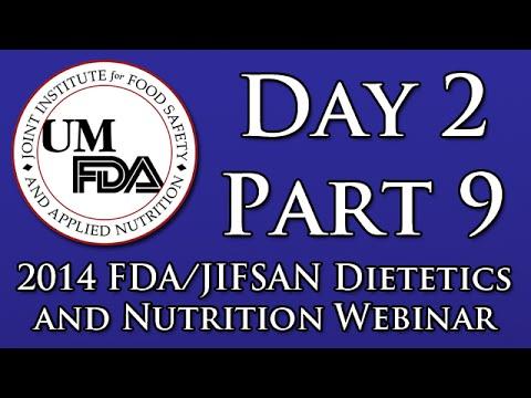 2014 Dietetics and Nutrition Webinar - Dietary Supplements Updates