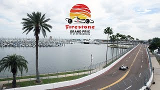 Friday At The 2018 Firestone Grand Prix Of St. Petersburg