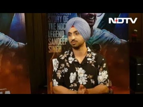 After Playing Hockey In Soorma, Diljit Dosanjh 'Can Play Any Game'