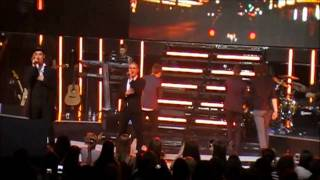 The Wanted Tour 2011 - Replace Your Heart (London 6th April)