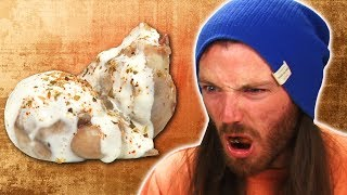 People Eat Testicles For The First Time