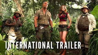 Trailer of Jumanji: Welcome to the Jungle (2017)