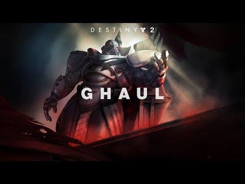 Destiny 2 – Meet Ghaul [UK]