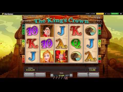 2€ fach - The Kings Crown - Novolines Jokers Cap Alternative