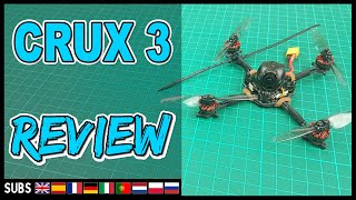 Happymodel CRUX 3 - Toothpick Drone Review