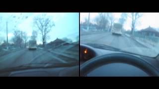 Правый руль. Опасность при обгоне на двухполосной дороге