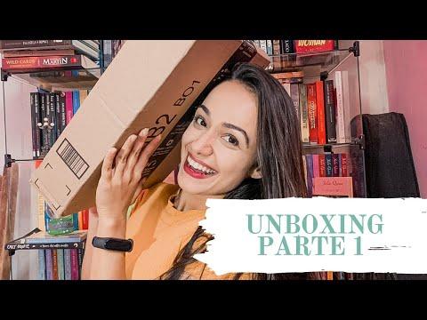 UNBOXING #10: DESEJADOS E LANÇAMENTOS part. 1   Os Livros Livram