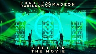 Gambar cover Porter Robinson & Madeon - Shelter: The Movie 【FAN MADE】