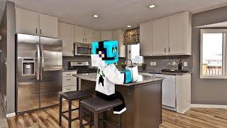 Sezon 6 Minecraft Modlu Survival Multi Bölüm 3 - Evi Büyütüyoruz