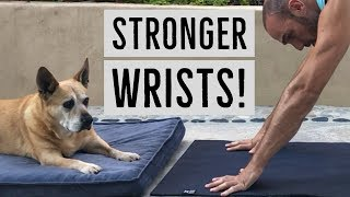 MUST KNOW WAYS to Strengthen WRISTS in Yoga Class