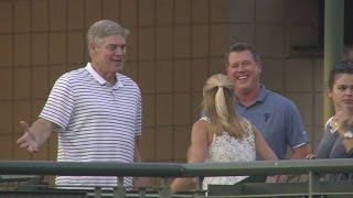 PHI@ATL: Dale Murphy Joins Phillies Broadcast