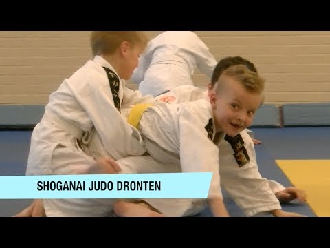 Do it in Dronten | Topsport en recreatiejudo, het kan allemaal bij Shoganai in Dronten