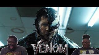 VENOM - Official Trailer 2 {REACTION!!!}