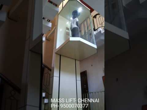 Residential Enclosed Lifts