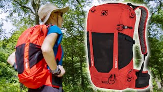 This Backpack Can Save Your Life - Jack Wolfskin Kingston 22 Pack Recco Review