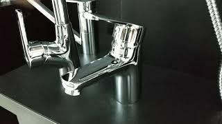 Змішувач для кухонної мийки, Invena Verso від компанії Vemar - все для дому - відео