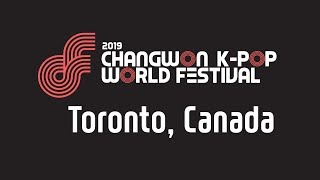 2019 K-POP World Festival Toronto