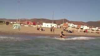 preview picture of video 'cyclotourisme.ASCM.la sortie:(chefchaouen,Akchour..)la plage Oued-Laou.le24Aout2012.prt1'