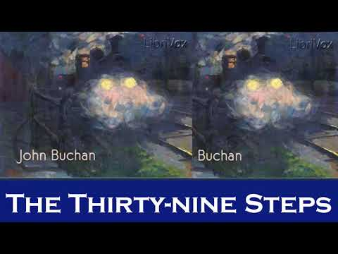 The Thirty-nine Steps Audiobook by John Buchan | Audiobooks Youtube Free