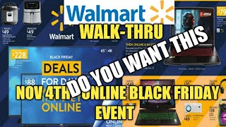 WALMART BLACK FRIDAY 2020 ONLINE WALK THRU  DO YOU WANT THIS ,OMG | IVY'S COUPON CAMP |