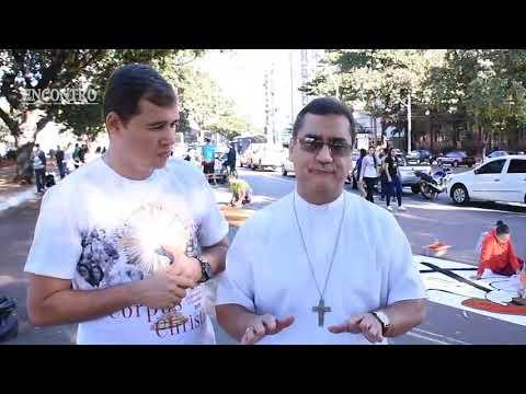 Jornal Encontro Semanal - Solenidade de Corpus Christi