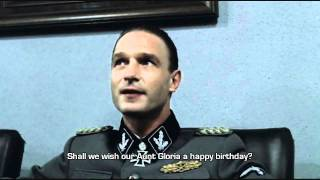 Fegelein wishes my aunt a Happy Birthday.