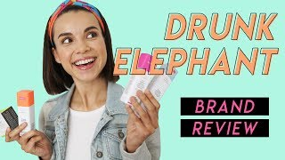 Drunk Elephant Review: What's Worth It + What's Not | Ingrid Nilsen